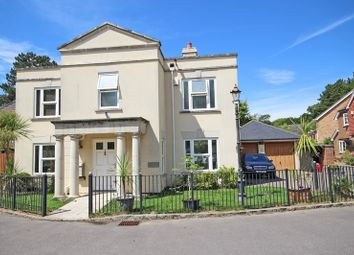 Thumbnail 4 bed detached house for sale in The Ostlers, Hordle, Lymington