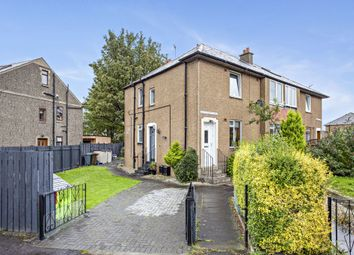 Thumbnail 2 bed flat for sale in 110 Broomfield Crescent, Corstorphine, Edinburgh