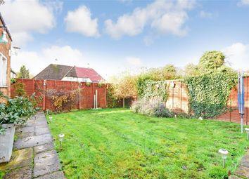Thumbnail 2 bed semi-detached bungalow for sale in Field Close, Abridge, Romford, Essex