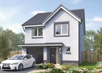 "Thumbnail 4 bed detached house for sale in ""The Ashbury"" at Brora Crescent, Hamilton"