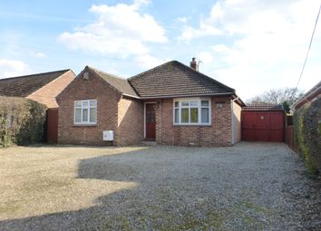 Thumbnail 2 bed detached bungalow for sale in Windmill Lane, Costessey, Norwich