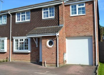 Thumbnail 5 bed semi-detached house for sale in Owl Close, Abbeydale, Gloucester