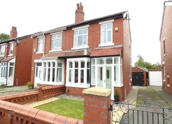 Thumbnail 3 bed semi-detached house for sale in Cairnsmore Avenue, Preston, Lancashire