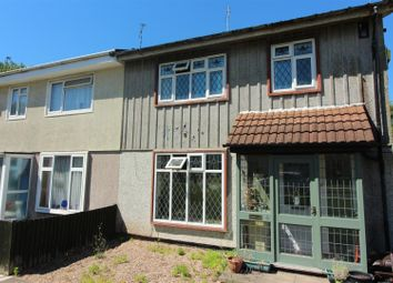 Thumbnail 3 bed end terrace house for sale in Southam Close, Coventry