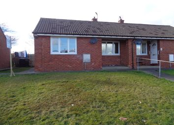 Thumbnail 1 bed bungalow to rent in Price Avenue, Bishop Auckland, Co Durham