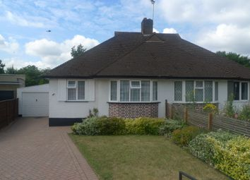 Thumbnail 2 bed semi-detached bungalow for sale in Woodlawn Crescent, Twickenham