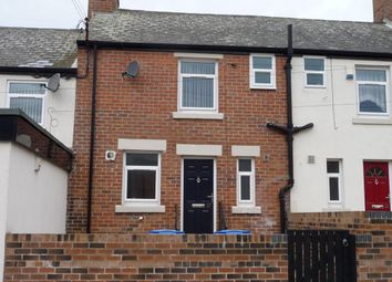 Thumbnail 2 bed terraced house to rent in Thomas Street, Easington, County Durham