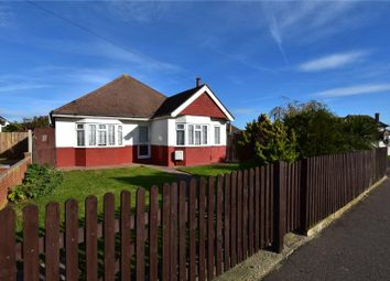 Thumbnail 3 bed detached bungalow for sale in Crabtree Lane, Lancing, West Sussex