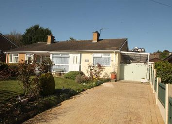 Thumbnail 2 bed semi-detached bungalow for sale in Rockwell Lane, Pant, Oswestry