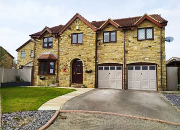 Thumbnail 5 bed detached house for sale in Church Lea, Hoyland, Barnsley