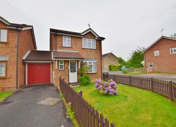 Thumbnail 3 bed detached house to rent in Bowens Field, Ashford, Kent