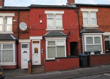 Thumbnail 3 bed terraced house for sale in Kentish Road, Handsworth, Birmingham