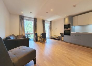 Thumbnail 1 bed flat to rent in The Saddler Building, Wharf Road, London