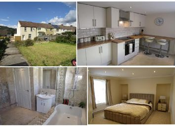 Thumbnail 3 bed end terrace house for sale in Heol Wenallt, Neath