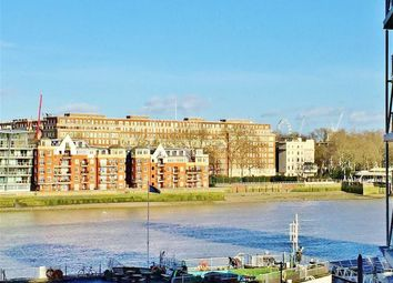 Thumbnail 2 bed flat for sale in Four Riverlight Quay, Nine Elms, London