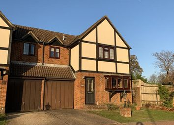 Thumbnail 4 bed semi-detached house for sale in The Brambles, 72E Capel Gardens, Pinner, Greater London