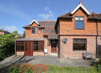 Thumbnail 4 bed semi-detached house to rent in Station Road, Rotherfield, Crowborough