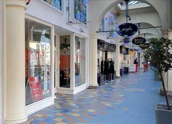 Thumbnail Retail premises to let in Unit 28, 11 The Gallery, Fleet Walk Shopping Centre, Torquay, Devon