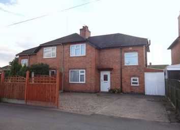 Thumbnail 3 bed semi-detached house to rent in Derby Road, Loughborough, Leicestershire