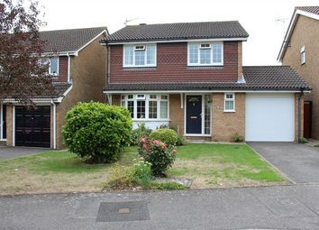Thumbnail 4 bed detached house for sale in Jefferson Drive, Rainham, Gillingham, Kent