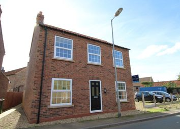 Thumbnail 3 bed detached house for sale in Main Street, North Frodingham, Driffield