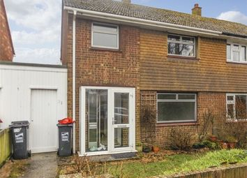 Thumbnail 3 bed semi-detached house to rent in Brockmans Close, Minster, Ramsgate