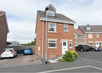Thumbnail 4 bed link-detached house for sale in Highgrove Court, Barnsley