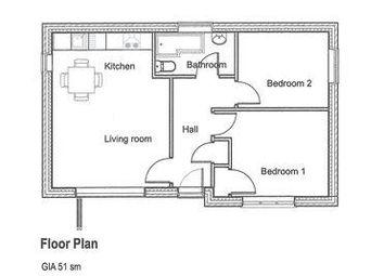 Thumbnail 2 bedroom bungalow for sale in Elmbury Drive, Newtown, Tewkesbury