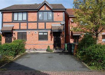 Thumbnail 2 bed town house to rent in Turton Close, Bloxwich, Walsall