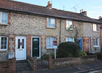 Thumbnail 2 bed terraced house for sale in Hyde Close, Winchester