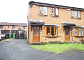 Thumbnail 2 bedroom end terrace house to rent in Dunlin Close, Leegomery, Telford
