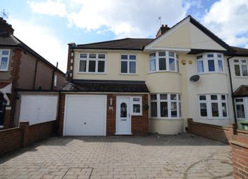 Thumbnail 4 bed semi-detached house for sale in Marechal Niel Avenue, Sidcup