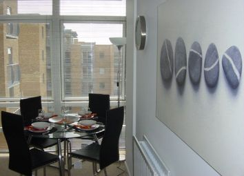 Thumbnail 1 bed flat to rent in Canary Central, Cassilis Road, London