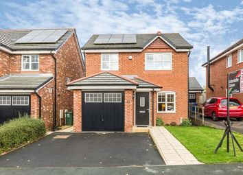 Thumbnail 3 bed detached house for sale in Cypress Close, Leyland, Lancashire
