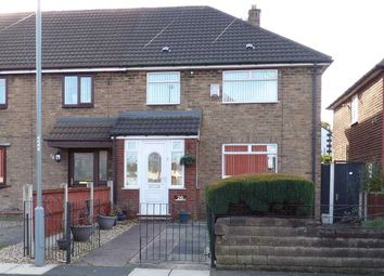 Thumbnail 3 bed terraced house for sale in Greenfield Drive, Huyton, Liverpool