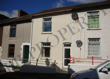 Thumbnail 4 bed terraced house to rent in Waterloo Place, Brynmill, Swansea