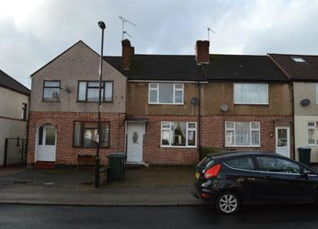 Thumbnail 2 bed terraced house to rent in Silksby Street, Cheylesmore, Coventry