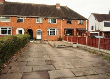 Thumbnail 3 bedroom terraced house for sale in Frankley Beeches Road, Birmingham