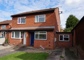 Thumbnail 2 bed semi-detached house for sale in Emmott Drive, Leamington Spa