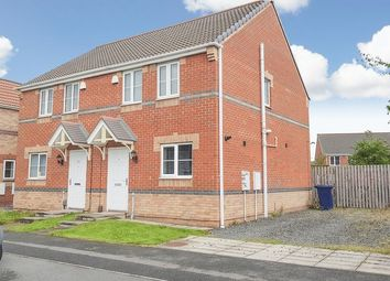 Thumbnail 3 bedroom semi-detached house for sale in Grange Farm Road, Middlesbrough
