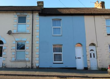 Thumbnail 4 bed terraced house to rent in Richmond Road, Gillingham, Kent