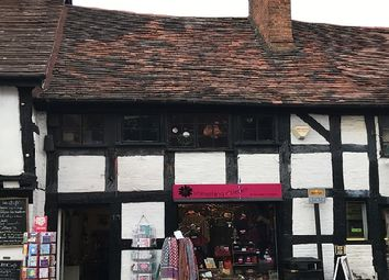 Thumbnail Retail premises to let in Meer Street, Stratford-Upon-Avon