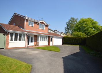 3 bed detached house for sale in Herrick Close, Enderby, Leicester LE19