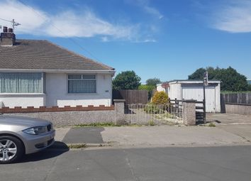 Thumbnail 2 bed bungalow to rent in Schola Green Lane, Morecambe