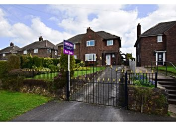 Thumbnail 3 bed semi-detached house for sale in Megacre, Stoke-On-Trent