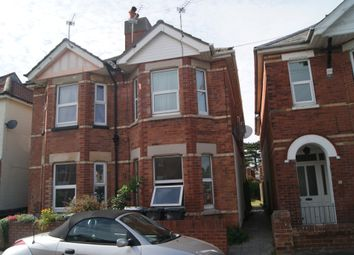 Thumbnail 1 bedroom flat to rent in Abinger Road, Kings Park, Bournemouth