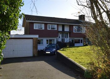 Thumbnail 5 bedroom detached house for sale in Valley View, Swansea