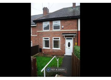 Thumbnail 2 bed terraced house to rent in Southey Crescent, Sheffield