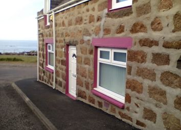 Thumbnail 3 bed cottage for sale in New Block, Harbour Street, Cruden Bay, Peterhead