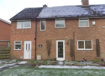 Thumbnail 4 bed end terrace house to rent in Needlers End Lane, Balsall Common, Coventry